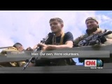 Gunmen in Donetsk, Ukraine CNN May 26, 2014