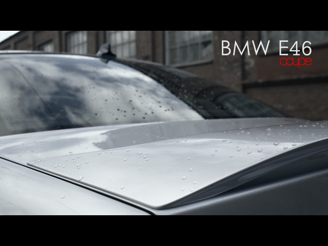 BMW 3-reihe (E46 Coupe)