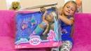 Новая КУКЛА Беби Бон РУСАЛКА! Распаковка и Обзор от Ярославы Doll Baby Born
