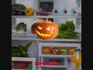 Sharp halloween