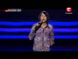 X Factor UA Алексей Смирнов Там где клен шумит