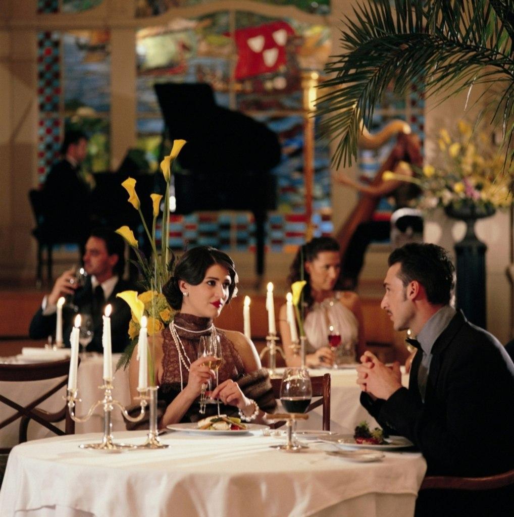 ресторан, кафе, бар, еда