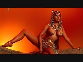 Nicki Minaj - Ganja Burn (Official Video 2018) Queen