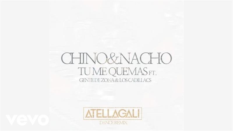 Chino Nacho - Tú Me Quemas (Audio) ft. Gente De Zona, Los Cadillacs