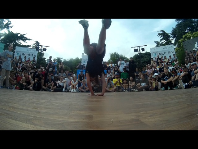 Кисть vs Fresh vs Flaxy vs Шама финал YALTA SUMMER JAM 2017