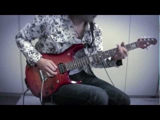 Dream Theater As I Am -Train of Thought- Guitar cover by Muneyuki