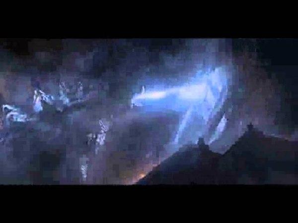 Godzilla (2014) Atomic Breath w Hans Zimmer music