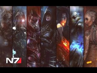 [Месячник великой космооперы] Mass Effect Trylogy ME 3 #5