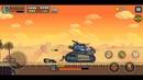 Metal Mercenary 2D Platform Action Shooter IOS Android Review Gameplay Walkthrough Part 2
