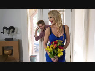 Erica lauren ( cock blocked by mom / 06.02.19) [2019 г., average body, blonde, caucasian, dress, high heels, innie pussy, milf]