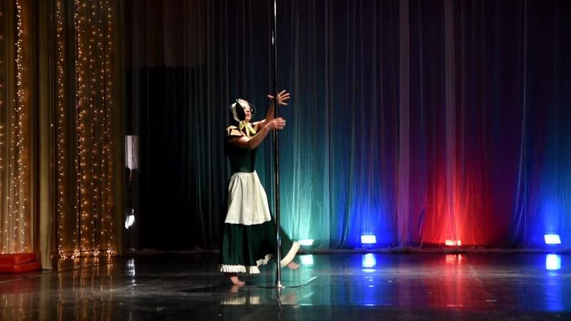 4.14 Pole dance artistic любители Сёмина Александра