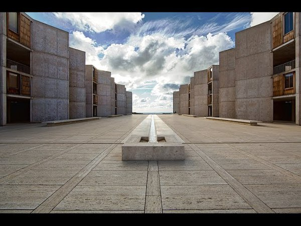Salk Institute - Louis Isadore Kahn
