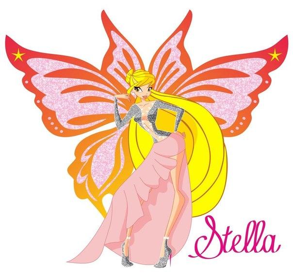 Игра винкс макияж для Стеллы+картинки