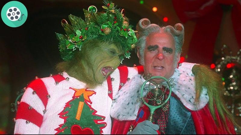 Гринч принимает участие в Рождественских играх. Гринч – похититель Рождества (2000) год.