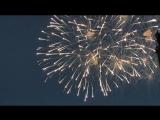 Праздничный салют в честь 80-летия Северодвинска