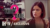 TRUTH OR DARE - Behind The Scenes | Lucy Hale, Tyler Posey Horror Movie HD