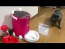 Кормушка подачи еды для домашних животных