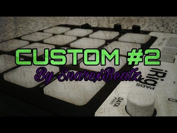 Custom 2 (By SnarexBeatz) | IRig Pads