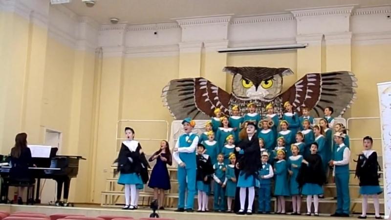 Петрозаводск. Конкурсное выступление 2018 июнь