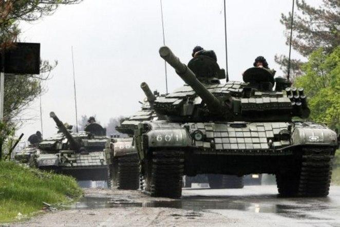 НАТО и Пентагон не заметили отвода войск РФ от границы с Украиной