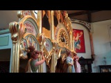 Boney M - Rasputin on a 100 year old organ
