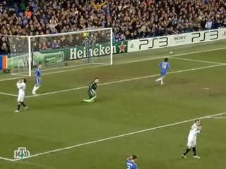 197 CL-2009/2010 Chelsea FC - Inter 0:1 (16.03.2010) HL
