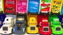 Мультики Машинки Игрушки Тачки Развивающие Мультфильмы для Детей