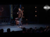 Jim Jefferies  Джим Джефферис про сериал В норме и кастинг на роль инвалида (2014) Озвучка