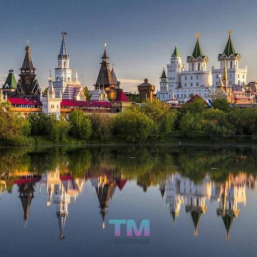 Сказочный Измайловский Кремль