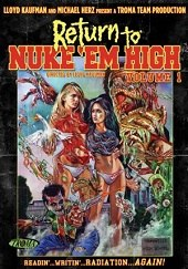 Return to Nuke 'Em High Volume 1 (2013) - Subtitulada