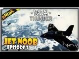 War Thunder Gameplay - Me 163 Jet Gameplay - Jet Noob Episode #3 [Ownage!]