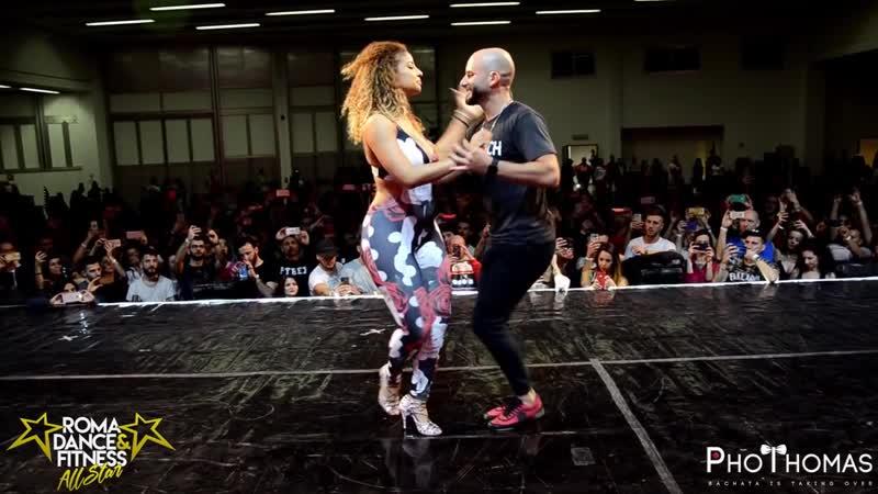 Ataca y La Alemana [Adios] @ Roma Dance All Star 2019