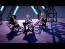 MMD On The Floor Fairy Tail Mirajane, Cana, Lucy