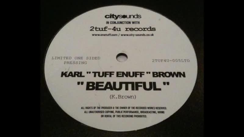 [3][133.30 A] karl tuff enuff brown ★ beautiful