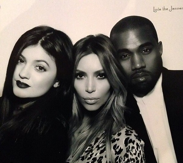 Inside the Kardashian Christmas Party