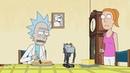 Rick and Morty Рик и Морти Масло