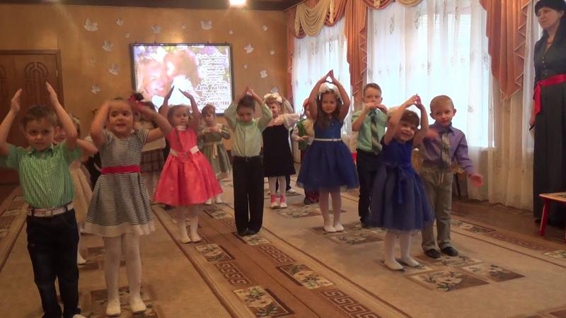 Танец Губки бантиком в исполнении детей группы №11 МБДОУ ЦРР - д/с Сказка