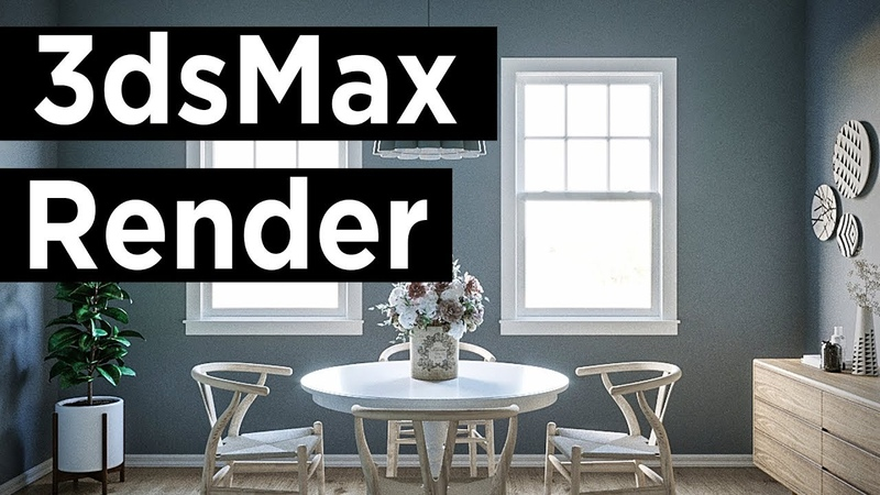 How To Make 3ds Max Interior Render (Best Corona Tutorial)