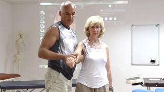Мобилизация лучевой кости. Остеопатия