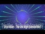 Orjan Nilsen - That One Night (Extended Mix)