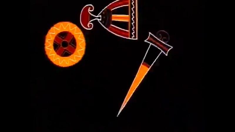 ВЛАДИМИР (ВОЛЬФ) ПЕКАРЬ Психоделические мультфильмы Владимира Пекаря