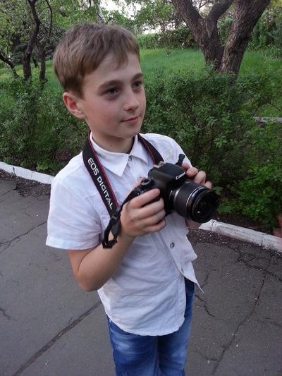 Арсений Рогоза, 22 августа 1996, Селидово, id162529842