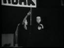 """Отрывок из спектакля """"Добрый человек из Сезуана"""". София, театр сатиры. Запись Болгарского национального ТВ, 23 сентября 1975г"""
