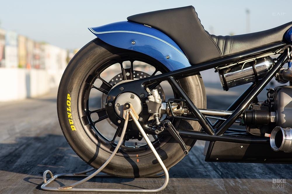 Roland Sands Design: драгстер BMW R18 Factory
