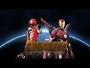 Avengers Infinity War Power Rangers Super Megaforce Style!