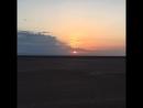 сахара рассвет на соленом озере эльджерит 🌄