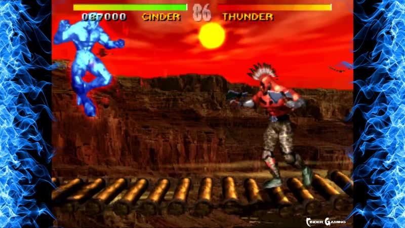 Killer Instinct Arcade XBO Cinder Speedrun 7 40