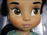 JASMINE DISNEY ANIMATORS COLLECTION DOLL (FIRST LINE)