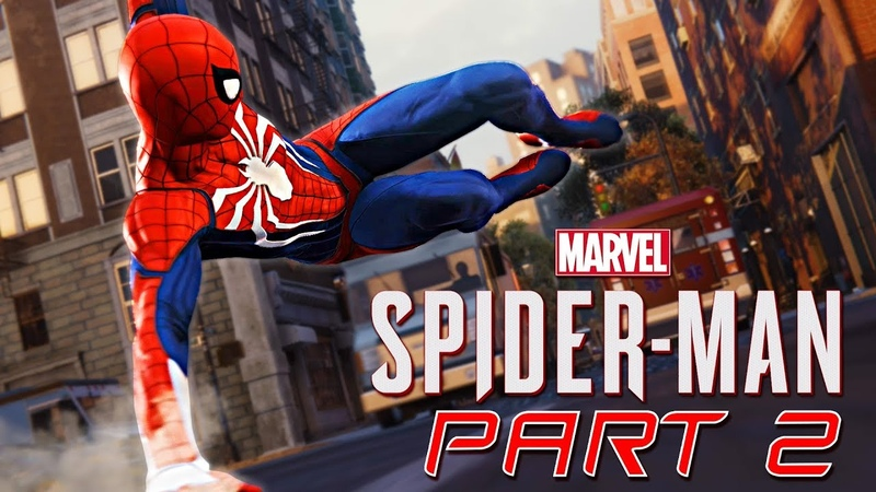 Marvel's Spider-Man Let's Play Part 2 - NEW SUIT!! (Spider-Man PS4)