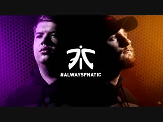 JW  KRIMZ RE-SIGN WITH FNATIC - 3 MORE YEARS